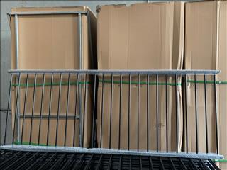 FLAT TOP PANELS 2.4 X 900 HIGH $58 INC GST
