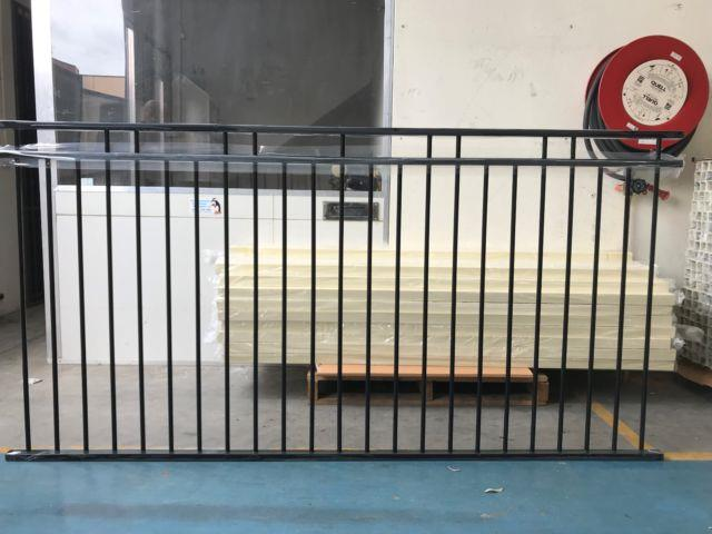 OXLEY PLAIN PANELS POOL FENCING