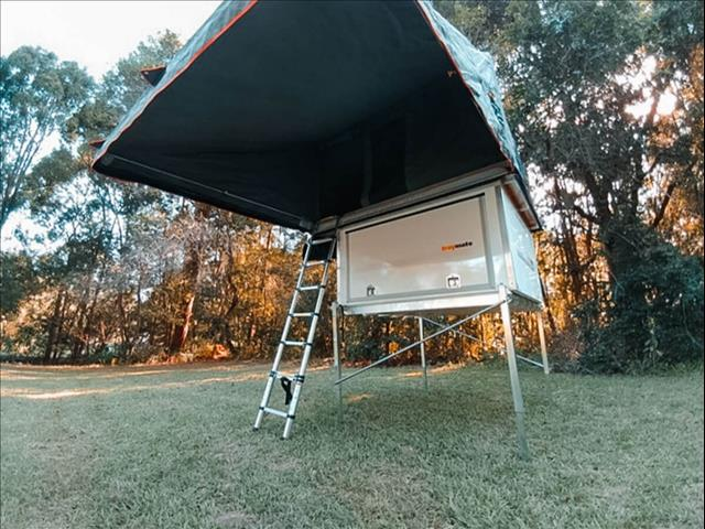 TRAY MATE BASE 2 DUAL CAB SLIDE-ON CAMPER