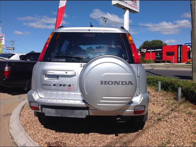 1999 HONDA CR-V (4x4) 4D WAGON