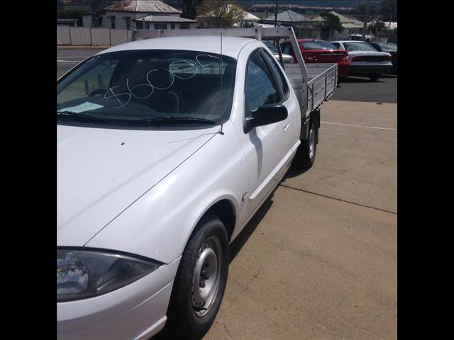 2002 FORD FALCON XL AUII C/CHAS