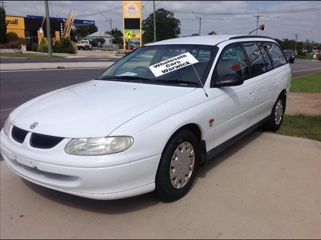 1999 HOLDEN COMMODORE EXECUTIVE VT 4D WAGON