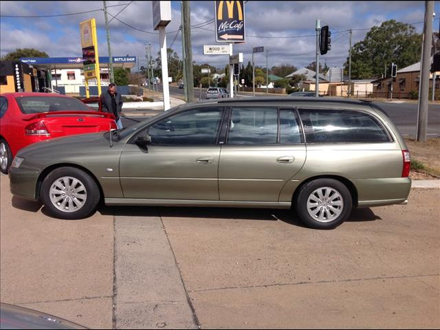 2005 HOLDEN COMMODORE ACCLAIM VZ 4D WAGON
