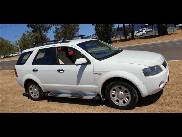 2005 FORD TERRITORY TX (4x4) SX 4D WAGON