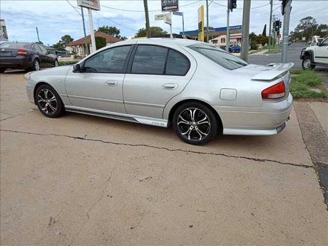 2008 FORD FALCON XR6 BF MKII 07 UPGRADE 4D SEDAN