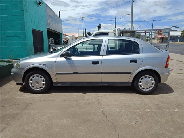 2004 HOLDEN ASTRA CLASSIC TS 5D HATCHBACK