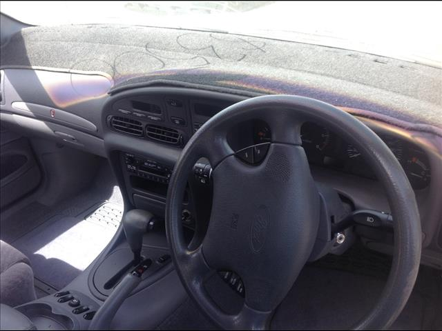 1994 FORD FAIRMONT GHIA EF 4D SEDAN