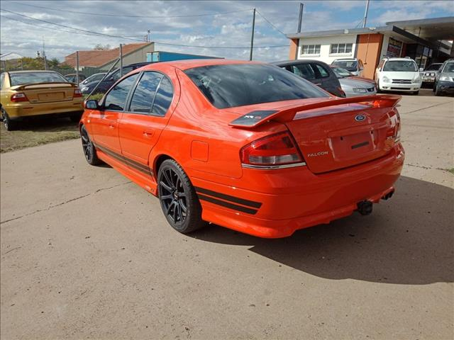 2003 FORD FALCON XR8 BA 4D SEDAN