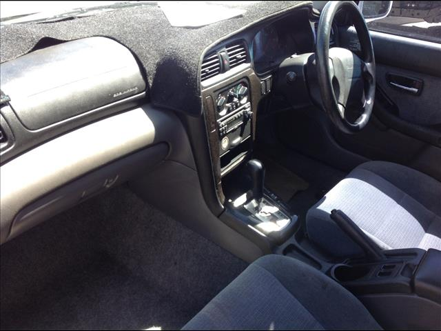 2001 SUBARU LIBERTY GX (AWD) MY01 4D WAGON