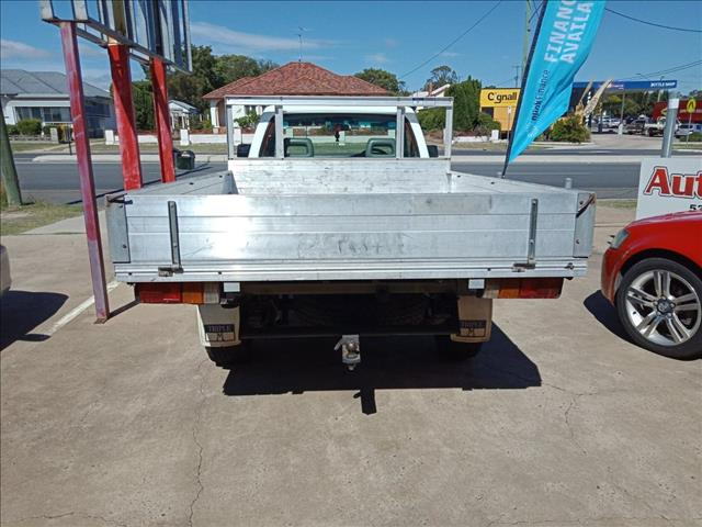 1999 HOLDEN RODEO DX (4x4) TFR7 C/CHAS