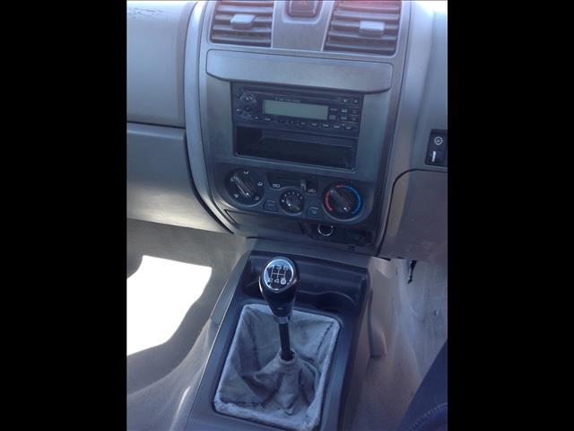 2009 GREAT WALL V240 (4x2) K2 DUAL CAB UTILITY