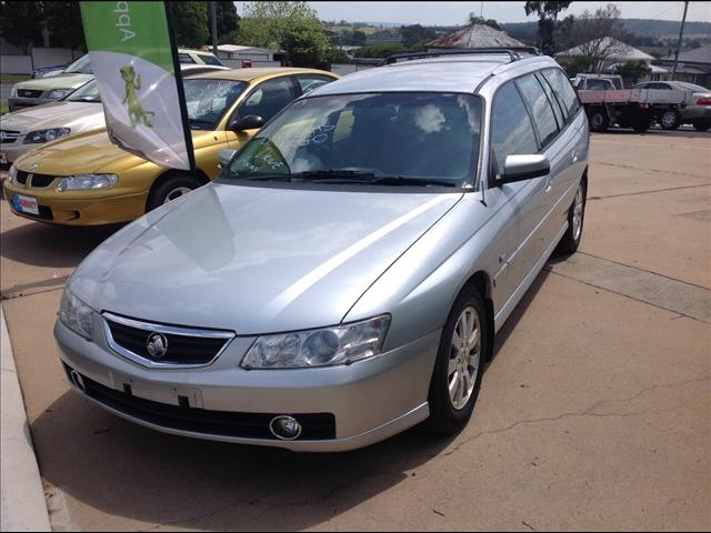 2004 HOLDEN BERLINA VYII 4D WAGON