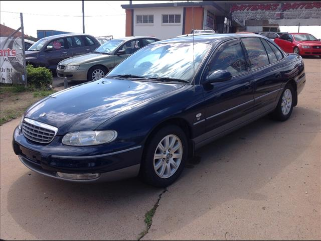 Used 1999 Holden Statesman V8 Wh 4d Sedan For Sale In Warwick Best