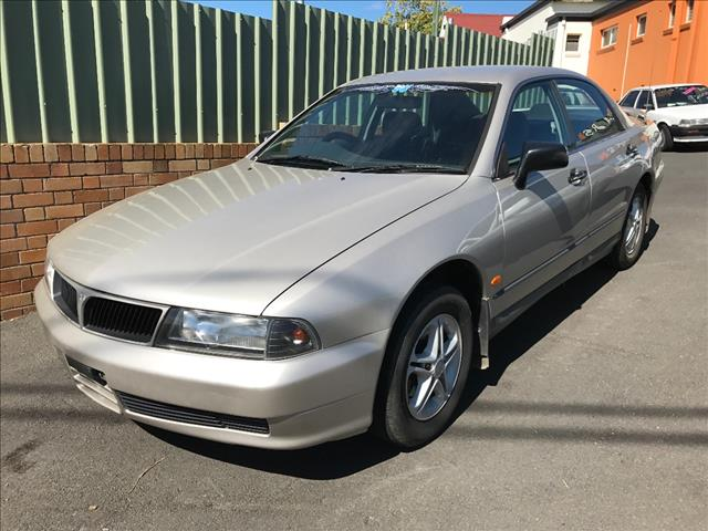 1997 MITSUBISHI MAGNA EXECUTIVE TF 4D SEDAN