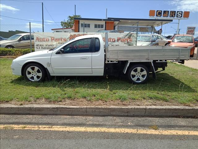 2000 FORD FALCON XR6 AU UTILITY