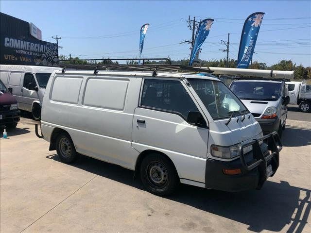 2009 MITSUBISHI EXPRESS SWB SJ MY09 WINDOW VAN