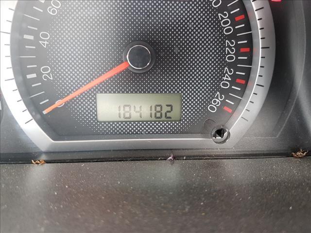 2007 FORD FALCON XR6 BF MKII 4D SEDAN