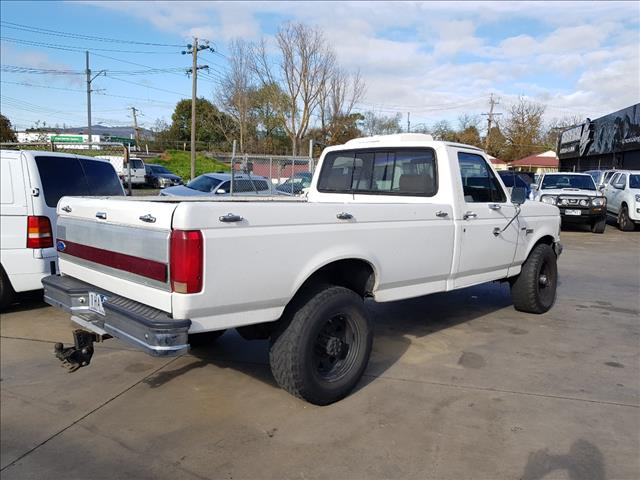 1987 FORD F350 (4x4) C/CHAS