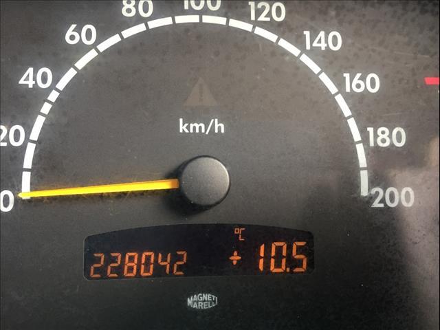 2003 MERCEDES-BENZ VITO 112CDI VAN