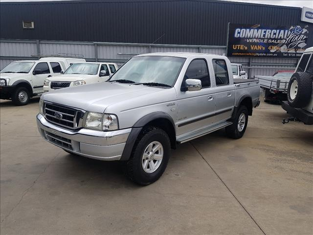 2006 FORD COURIER XLT PH CREW CAB P/UP