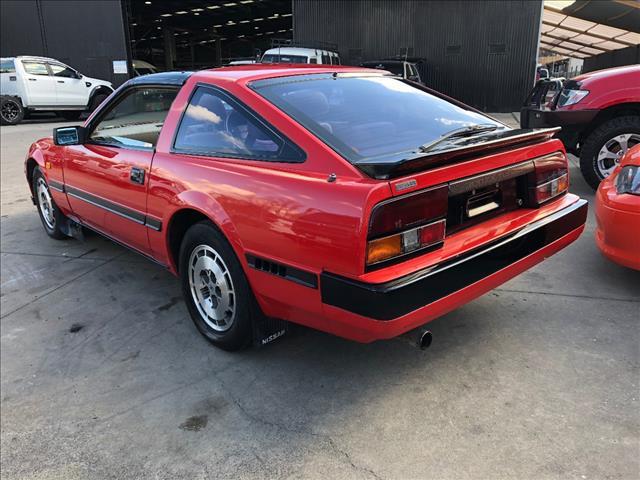 1987 NISSAN 300 ZX TARGA 2D COUPE