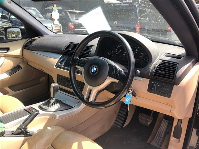 2002 BMW X5 3.0i E53 4D WAGON