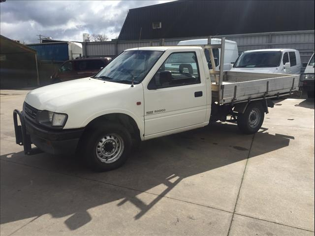1997 HOLDEN RODEO DX TFG6 C/CHAS