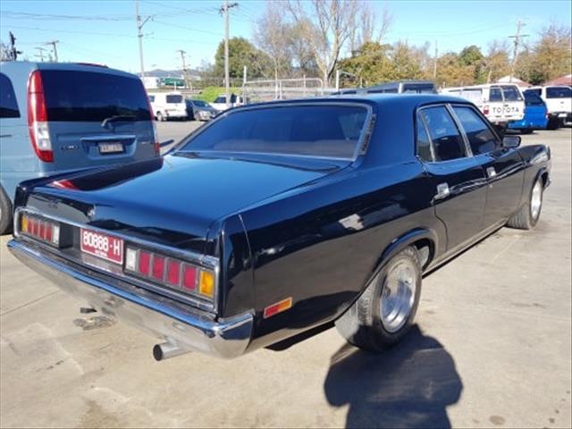 1978 FORD FAIRLANE 500 ZH 4D SEDAN