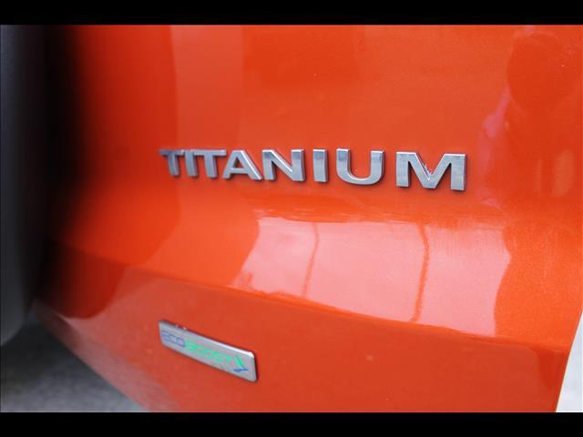2013 FORD ECOSPORT TITANIUM 1.0 BK 4D WAGON
