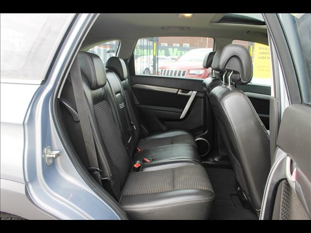 2011 HOLDEN CAPTIVA 7 CX 4X4 CG SERIES II 4D WAGON