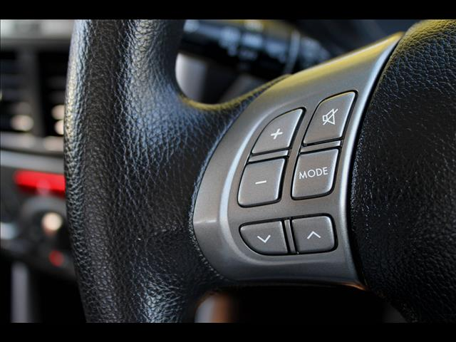 2008 SUBARU FORESTER X MY09 4D WAGON