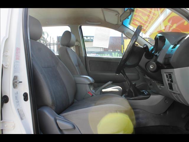 2010 TOYOTA HILUX SR 4X4 KUN26R MY11 UPGRADE DUAL CAB PUP