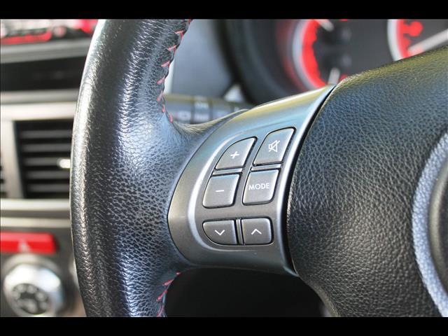 2009 SUBARU IMPREZA WRX AWD MY10 5D HATCHBACK