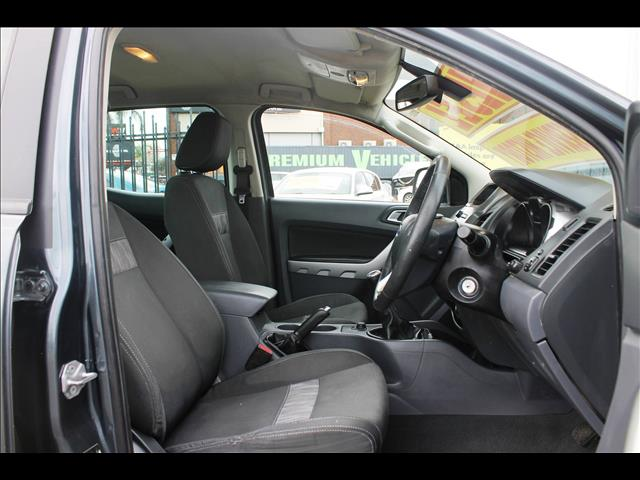 2013 FORD RANGER XLT 3.2 4X4 PX DUAL CAB UTILITY