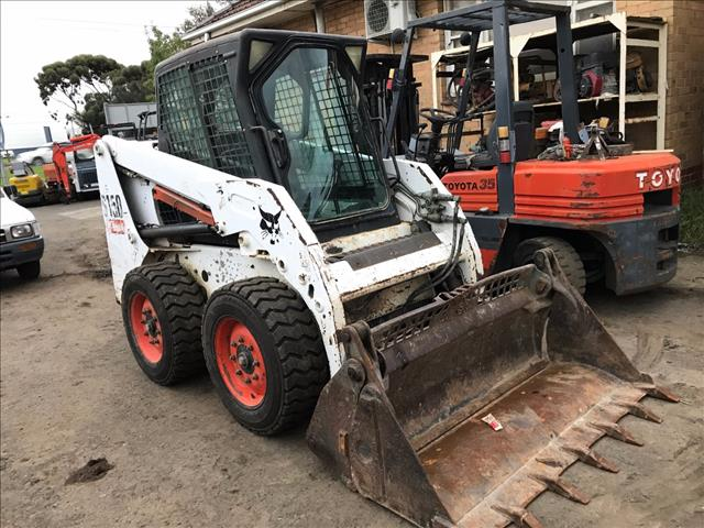 Earthmoving Machinery Used Bobcat S150 Skid Steer Loader For Sale In