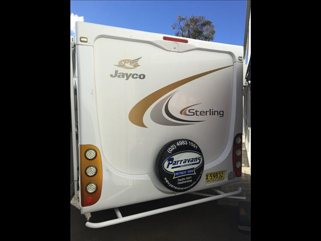 2011 21.6''X7.9'' JAYCO STERLING