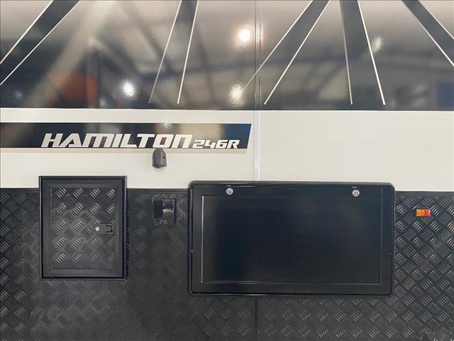 NEW 2020 RETREAT HAMILTON 246R