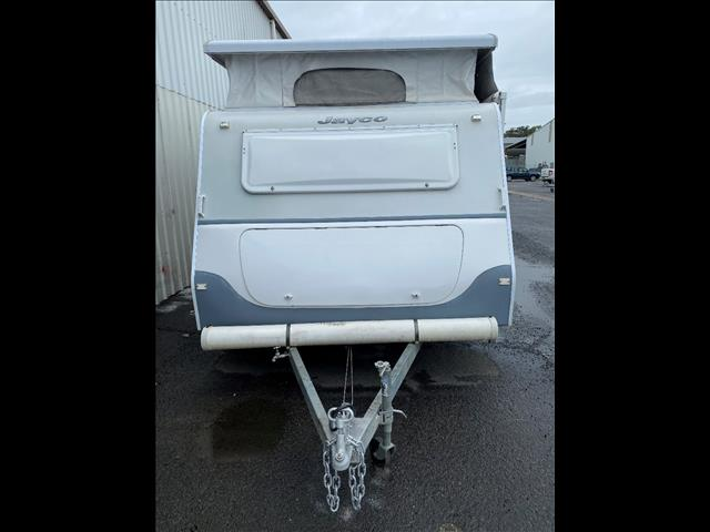 USED 17.6FT JAYCO STERLING POP TOP