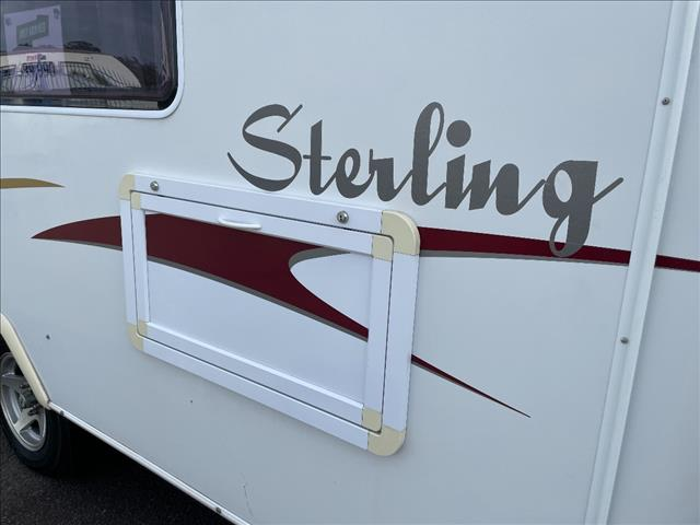 USED 20 FT 2006 JAYCO STERLING