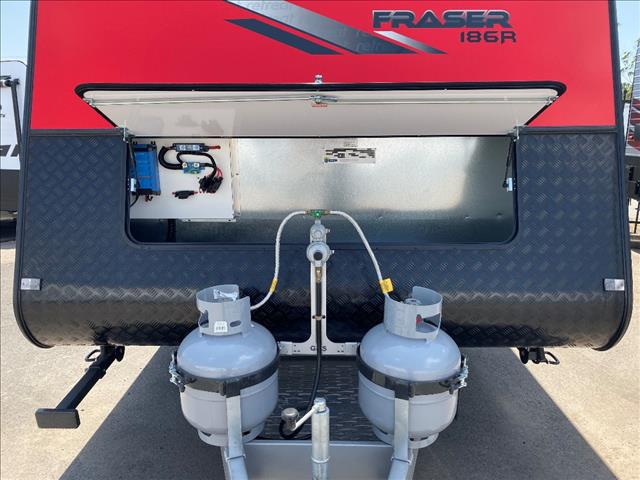 2019 Retreat Fraser 186R - STOCK MODEL RUN OUT SAVE OVER $7000 ON THE 186R FRASER