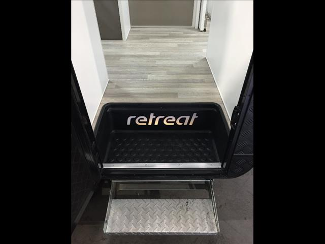 2019 Retreat Fraser 186R