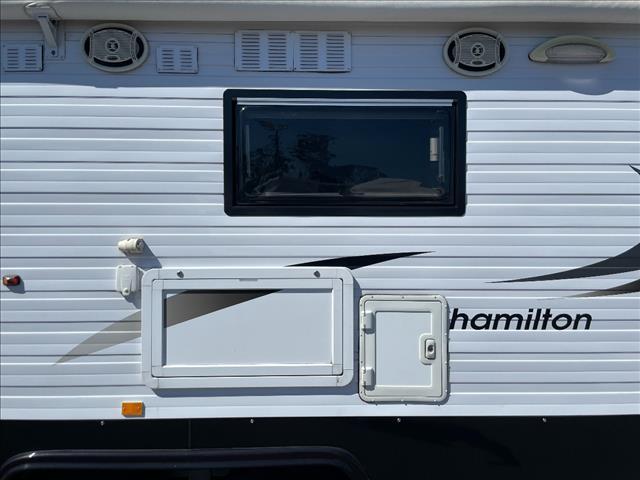 Used 2012 23FT Retreat Hamilton - Deposit Taken 18/10/2021