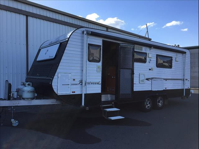 USED 24'x7'9''2011 REGENT BRENTWOOD