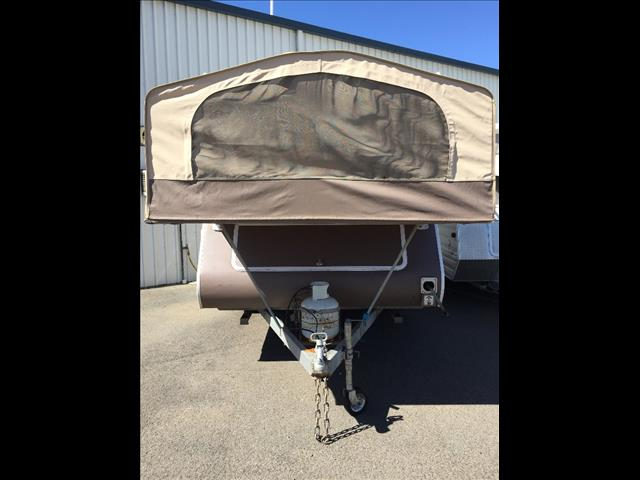 USED 12'6 X 7.3'' 2006 JAYCO HAWK