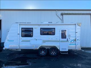 USED 19'6FT 2010 JAYCO STARCRAFT - Deposit Taken 05.06.2020