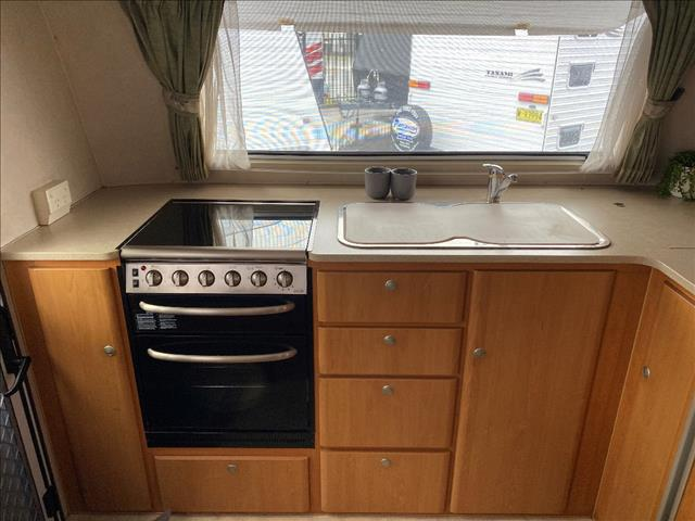 2006 JAYCO STERLING 21FT