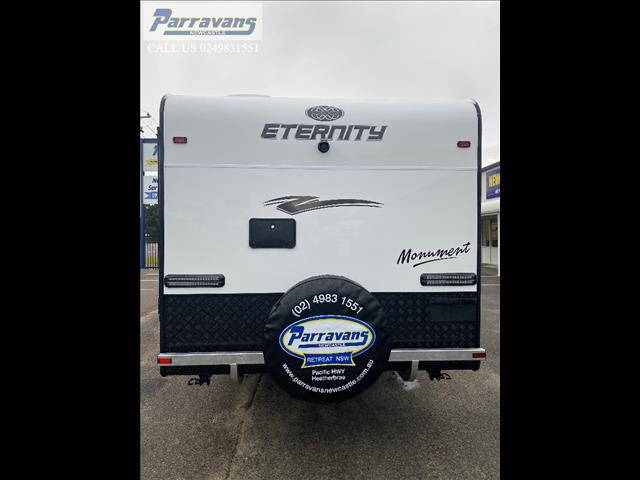 2020 ETERNITY MONUMENT 18'6FT BUNK  -SOLD - Orders Can Still Be Taken FOR 2021 DELIVERY