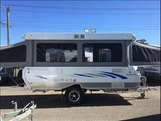 USED 2013 GOLDSTREAM STORM CAMPER