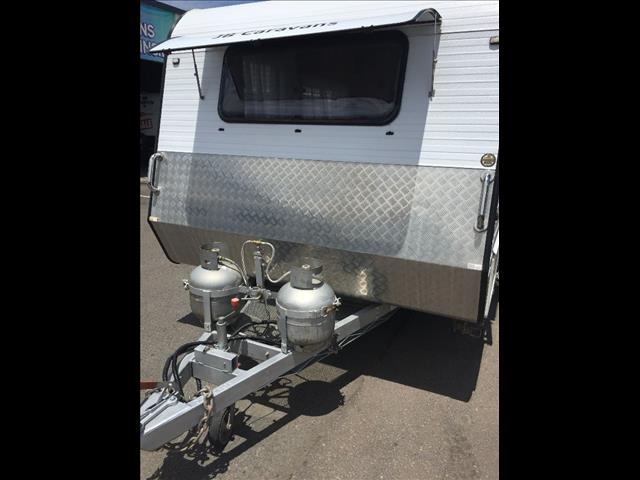 USED 2012 17'6 JB DREAMLINE 1706