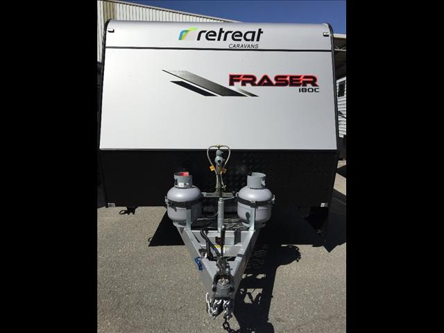 2019 Retreat Fraser 180C - Semi Off Road